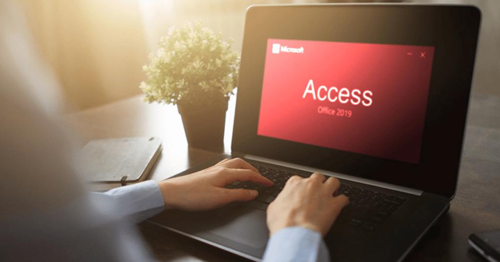"""Ako vyriešiť problém """"Nie je platná záložka"""" v programe MS Access"""