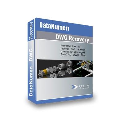 DataNumen DWG Recovery Boxshot
