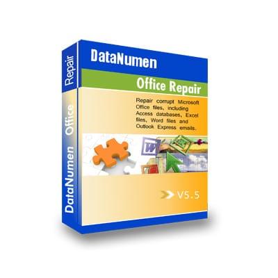 DataNumen Office Repair Boxshot