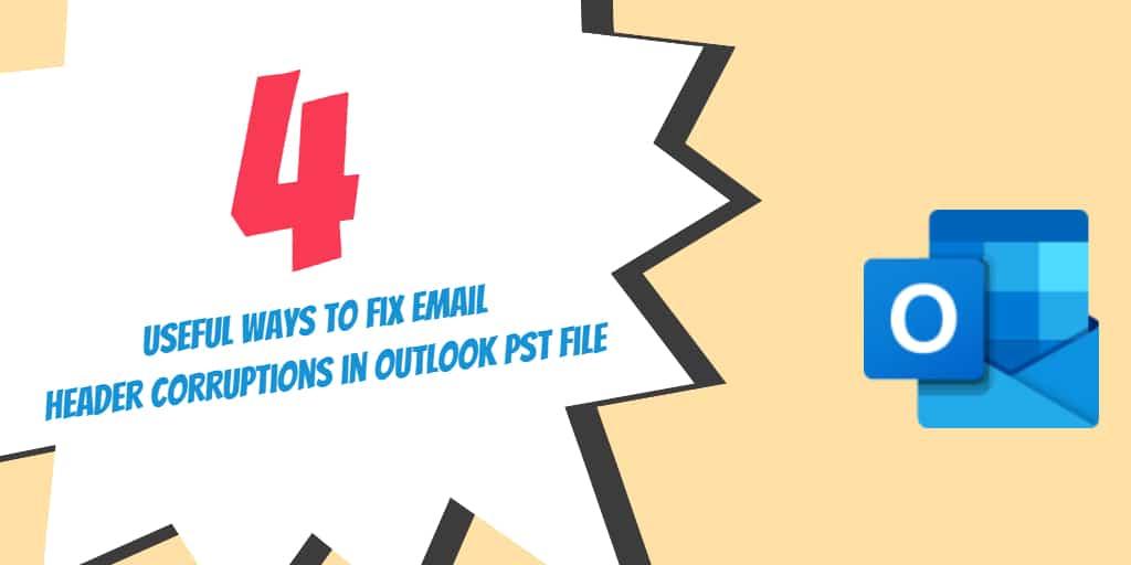 email header corruption