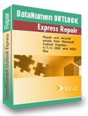 DataNumen Outlook Express Repair