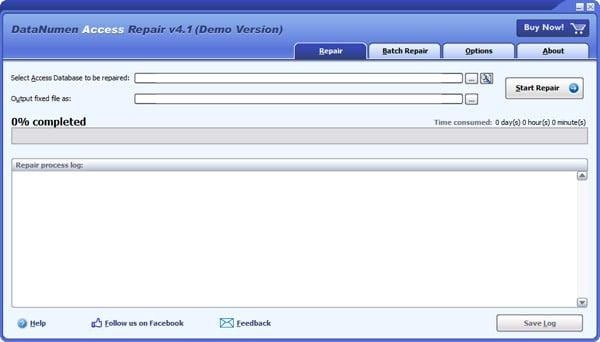 DataNumen Access Repair 2.3