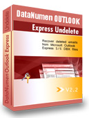 DataNumen Outlook Express Undelete