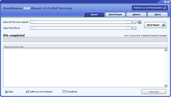 """DataNumen TAR Repair – TAR 文件修复软件丨""""反""""斗限免"""