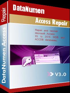 DataNumen Access Repair Boxshot
