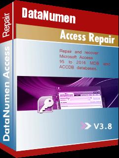 DataNumen Access Repair Боксшот
