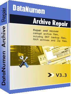 DataNumen Archive Repair Feedhka feerka