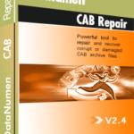 DataNumen CAB Repair ಬಾಕ್ಸ್ಶಾಟ್