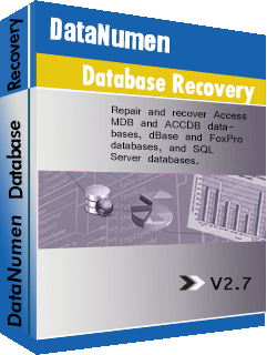 DataNumen Database Recovery Feedhka feerka