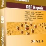 DataNumen DBF Repair বক্সশট