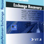 DataNumen Exchange Recovery 박스 샷