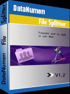 DataNumen File Splitter