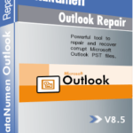 DataNumen Outlook Repair Hình chụp