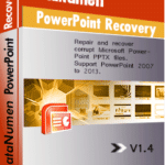 DataNumen PowerPoint Recovery 박스 샷