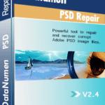 DataNumen PSD Repair የቦክስ ሾት