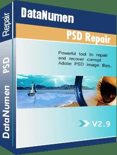 DataNumen PSD Repair Lub thawv txais tos