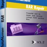 DataNumen RAR Repair বক্সশট