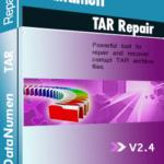 DataNumen TAR Repair বক্সশট
