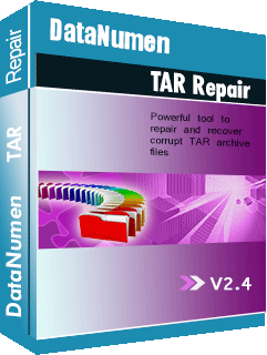 DataNumen TAR Repair Hình chụp