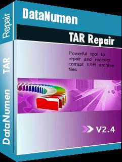 DataNumen TAR Repair ബോക്ഷോട്ട്