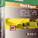 DataNumen Word Repair ബോക്ഷോട്ട്
