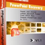DataNumen PowerPoint Recovery Boxshot