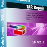 DataNumen TAR Repair Boxshot