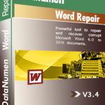 DataNumen Word Repair Boxshot